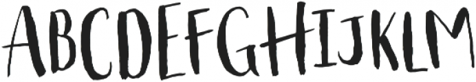 Crazymond Regular otf (400)  What Font is