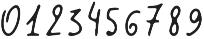 Crimson and Thunder otf (400) Font OTHER CHARS