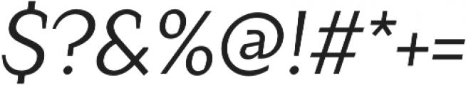 Crimsons otf (400) Font OTHER CHARS