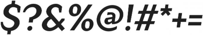 Crimsons otf (700) Font OTHER CHARS