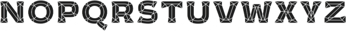 Cristal otf (400) Font UPPERCASE