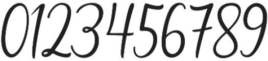 Cristalistic Script Regular otf (400) Font OTHER CHARS