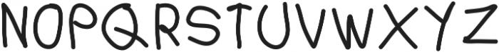Cristian ttf (400) Font UPPERCASE