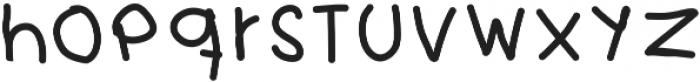 Cristian ttf (400) Font LOWERCASE