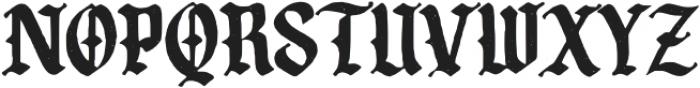 Cristone-Regular otf (400) Font LOWERCASE