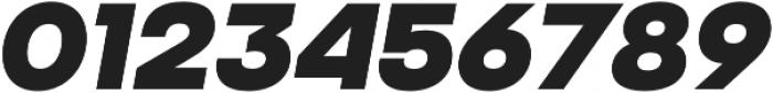 Criteria CF Super Oblique otf (400) Font OTHER CHARS