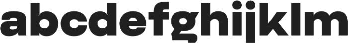 Criteria CF Super otf (400) Font LOWERCASE