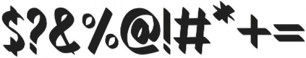 Crocus otf (400) Font OTHER CHARS