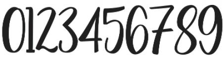 Cromana Script Regular otf (400) Font OTHER CHARS
