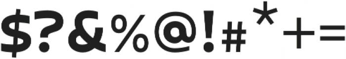 Croogla 4F otf (400) Font OTHER CHARS