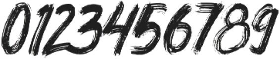 Crossover Regular otf (400) Font OTHER CHARS