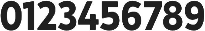 Crossten Bold otf (700) Font OTHER CHARS
