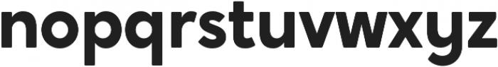 Crossten Bold otf (700) Font LOWERCASE
