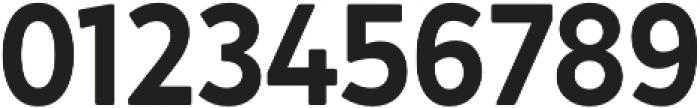 Crossten SemiBold otf (600) Font OTHER CHARS