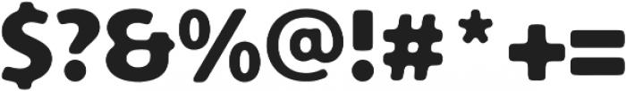 Croust Sans-Ink otf (400) Font OTHER CHARS