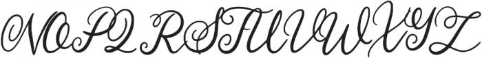 Crownys otf (400) Font UPPERCASE