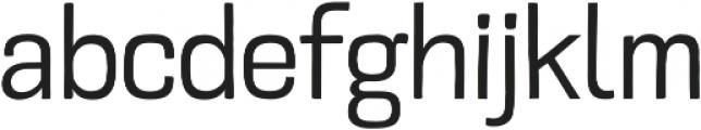 Crude Light otf (300) Font LOWERCASE