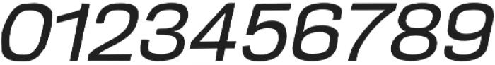 Crude Regular Slanted Expanded otf (400) Font OTHER CHARS