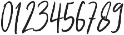 Crystal Vibes Script Regular otf (400) Font OTHER CHARS
