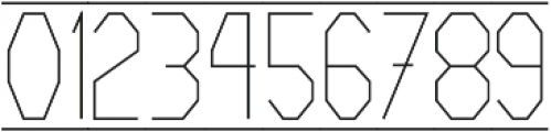 Crystals ttf (400) Font OTHER CHARS