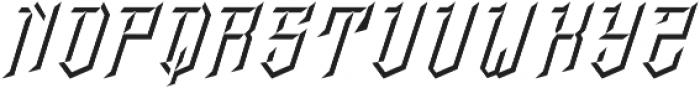 crypton stone ins otf (400) Font UPPERCASE