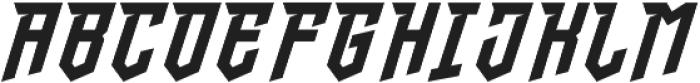 crypton stone otf (400) Font UPPERCASE