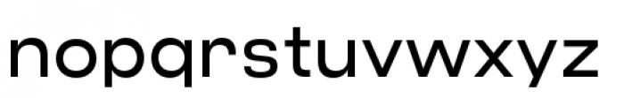 Criteria CF Regular Font LOWERCASE
