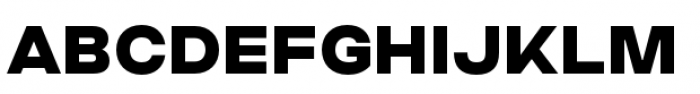Criteria CF Super Font UPPERCASE
