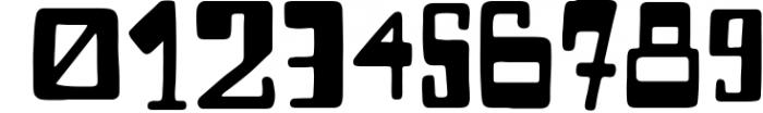 Crackalackin Font Set 1 Font OTHER CHARS