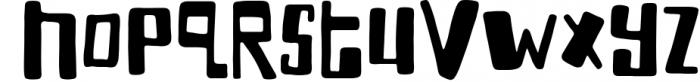 Crackalackin Font Set 1 Font LOWERCASE