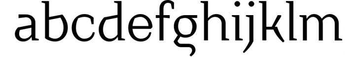 Crimsons � Regular & Italic 1 Font LOWERCASE