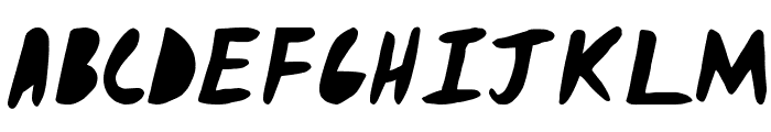 CRAYCRAY FOR YOU Font LOWERCASE