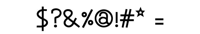 CRU-Akkades Font OTHER CHARS