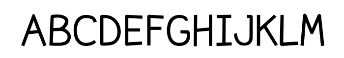 CRU-Akkades Font UPPERCASE