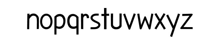 CRU-Akkades Font LOWERCASE