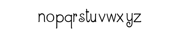 CRU-Dissaramas-Bold Font LOWERCASE