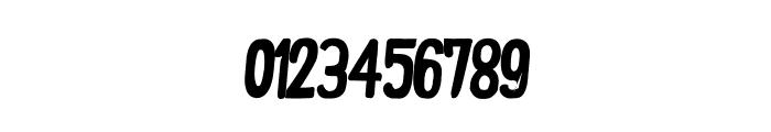 CRU-Jariya-Italic Bold Font OTHER CHARS