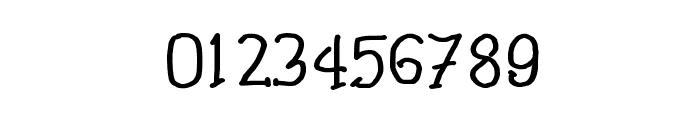 CRU-Pharit-Hand-Written v2 Bold Font OTHER CHARS