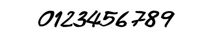 CRU-Pharit-Hand-WrittenBoldItalic Font OTHER CHARS