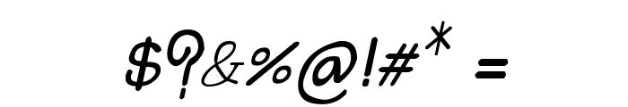 CRU-Suttinee-Hand-Written-Italic Font OTHER CHARS
