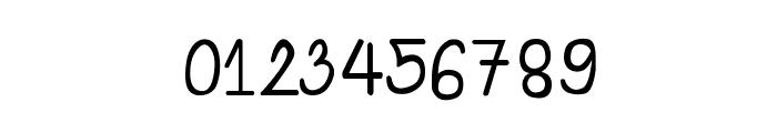 CRU-Suttinee-Hand-Written Font OTHER CHARS