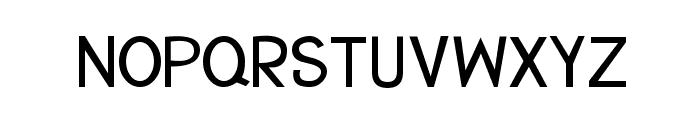 CRU-Suttinee-Regular Font UPPERCASE