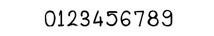 CRU-dissaramas-Hand-Written Bold Font OTHER CHARS