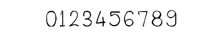 CRU-dissaramas-Hand-Written Font OTHER CHARS