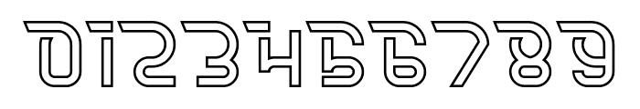 CRUMBLE-Hollow Font OTHER CHARS