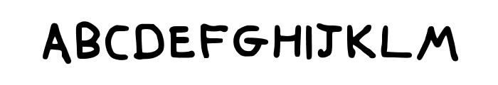 Craaig Medium Font UPPERCASE