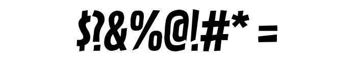 Cracker State Regular Font OTHER CHARS
