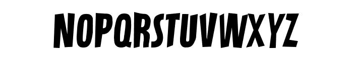 Cracker State Regular Font LOWERCASE