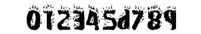 Crackling Plain Font OTHER CHARS