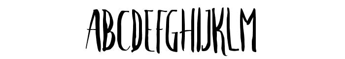 CrashTwo Font UPPERCASE